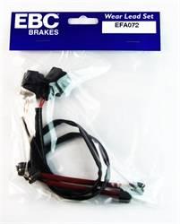 EBC Brakes - EBC Brakes EFA072 EBC Brake Wear Lead Sensor Kit