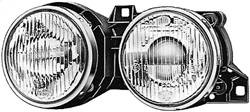 Hella - Hella 005630331 DE Halogen Head Lamp Assembly