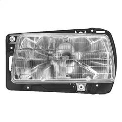 Hella - Hella 004785111 Headlamp Assembly OE Replacement