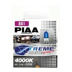 PIAA - PIAA 70822 881 Xtreme White Plus Replacement Bulb