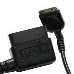 DiabloSport - DiabloSport T1025 Trinity Right Angle OBD2 Cable