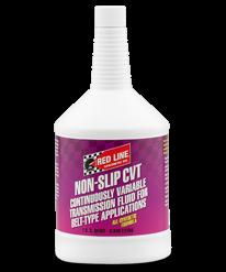 Red Line Synthetic Oil - Non-Slip CVT - 1quart