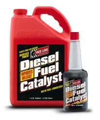 Red Line Synthetic Oil - Diesel Fuel Catalyst 12/12oz