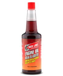 Red Line Synthetic Oil - Engine Break-In Additive - 12/16oz