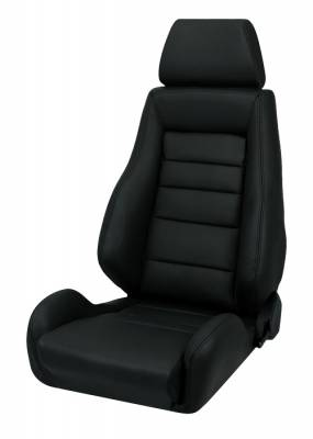 Corbeau - GTS II Black Leather