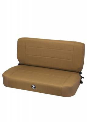 Corbeau - SAFARI Tan Vinyl / Cloth