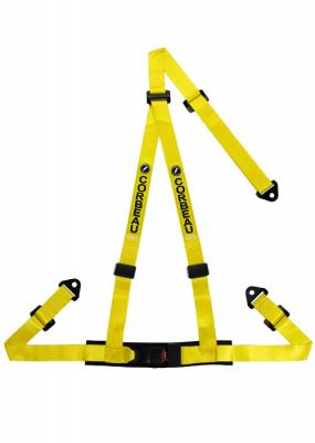 Corbeau - Yellow 3-Point Bolt-In
