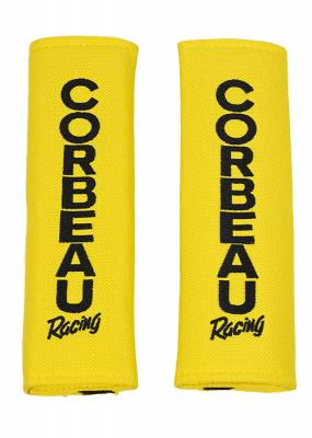 "Corbeau - Harness Pads 3"" Yellow"