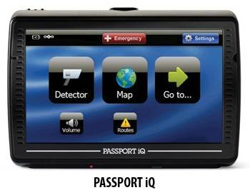 Escort Radar Detectors - Passport iQ