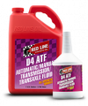 Red Line - Transmission Oil - Red Line Synthetic Oil - D4 ATF - 1quart
