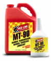 Red Line Synthetic Oil - MT-90 75W90 GL-4 - 1quart