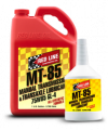 Red Line - Transmission Oil - Red Line Synthetic Oil - MT-85 75W85 GL-4 - 12/1quart