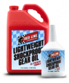 Red Line - Gear Oil - Red Line Synthetic Oil - LightWeight ShockProof Gear Oil - 12/1quart